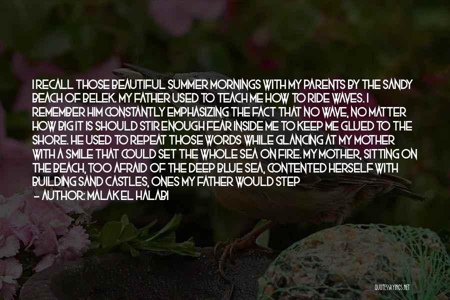 Unknown Family Quotes By Malak El Halabi