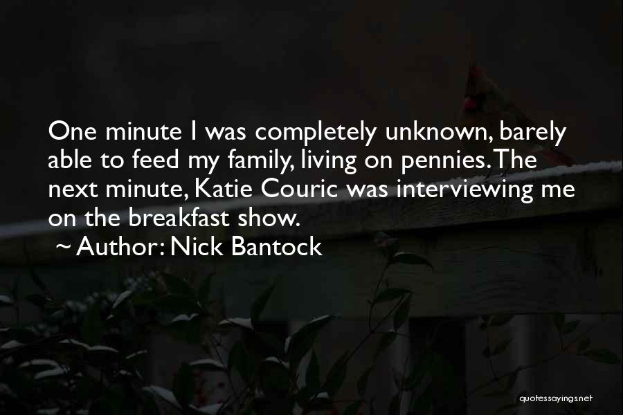 Unknown Family Quotes By Nick Bantock