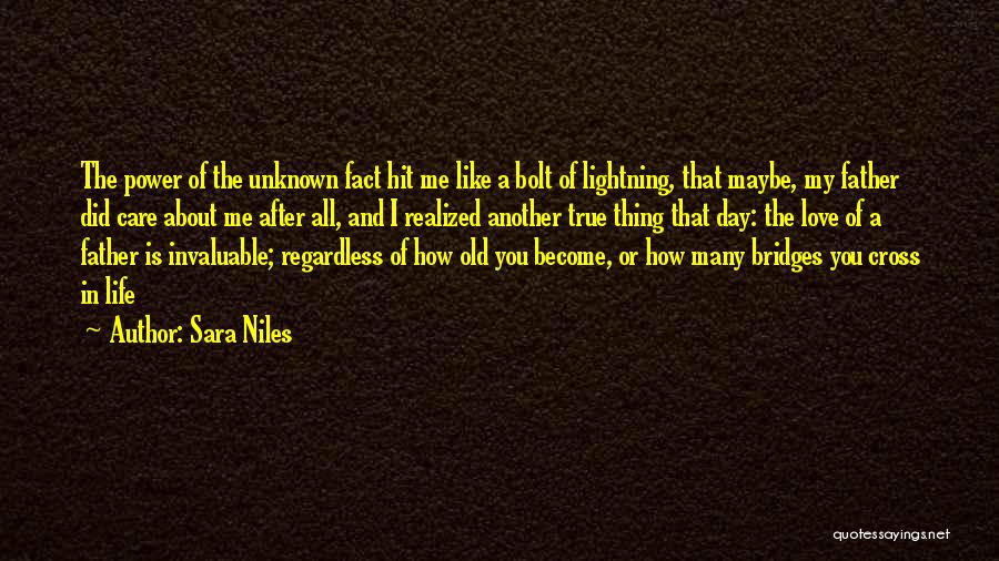 Unknown Family Quotes By Sara Niles