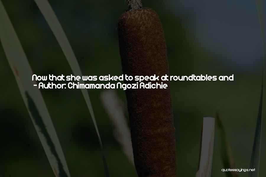 Unmask Yourself Quotes By Chimamanda Ngozi Adichie