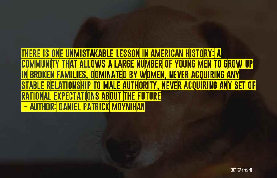 Unmistakable Quotes By Daniel Patrick Moynihan