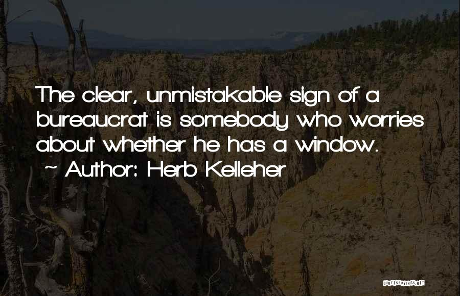 Unmistakable Quotes By Herb Kelleher