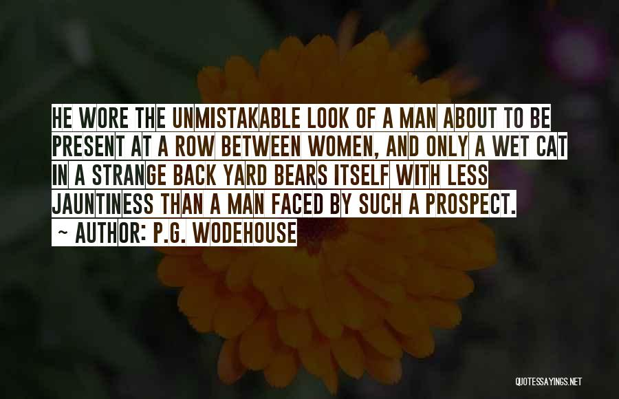 Unmistakable Quotes By P.G. Wodehouse