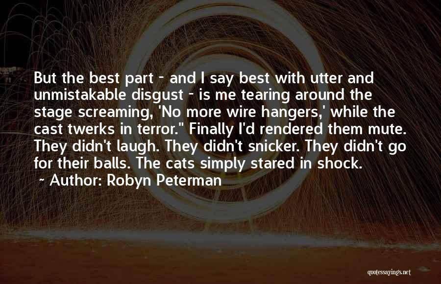 Unmistakable Quotes By Robyn Peterman