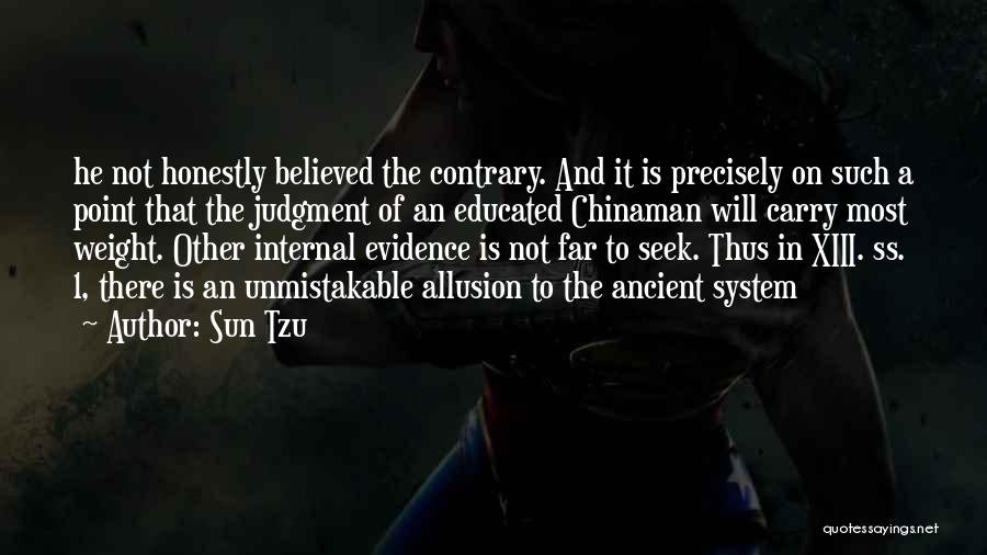 Unmistakable Quotes By Sun Tzu