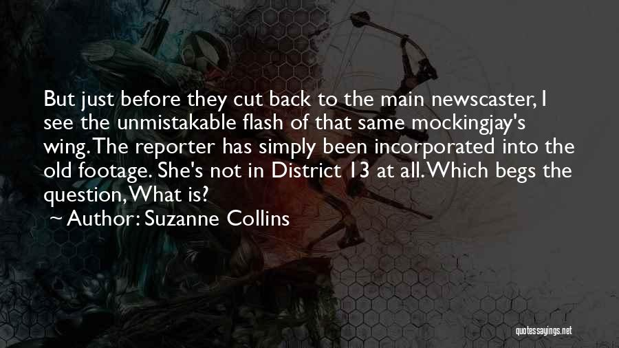 Unmistakable Quotes By Suzanne Collins