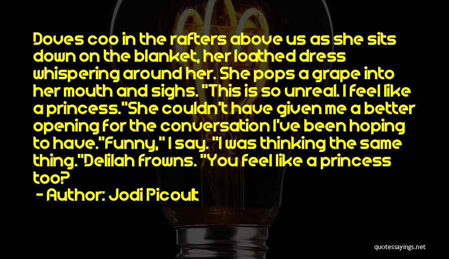 Unreal Quotes By Jodi Picoult