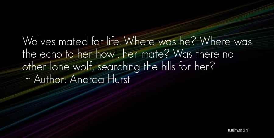 Unrequited Life Quotes By Andrea Hurst