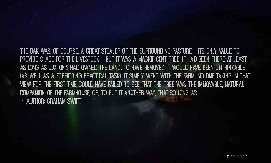 Unthinkable Quotes By Graham Swift