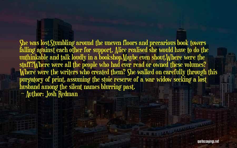 Unthinkable Quotes By Josh Redman