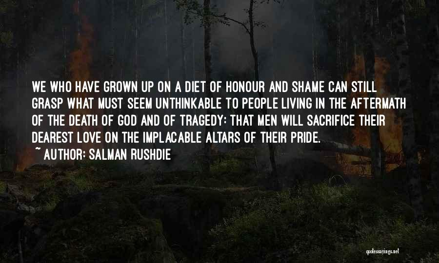 Unthinkable Quotes By Salman Rushdie