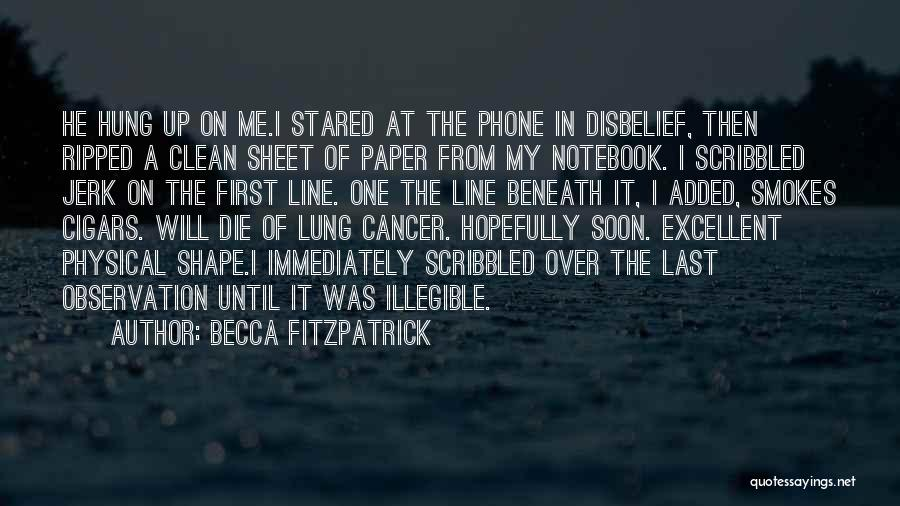 Until Then Quotes By Becca Fitzpatrick