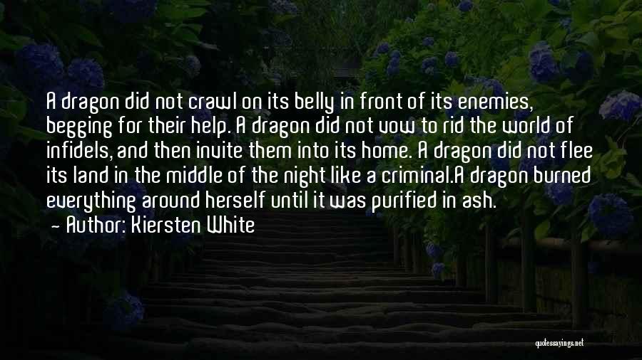 Until Then Quotes By Kiersten White