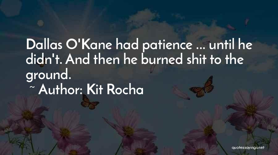 Until Then Quotes By Kit Rocha