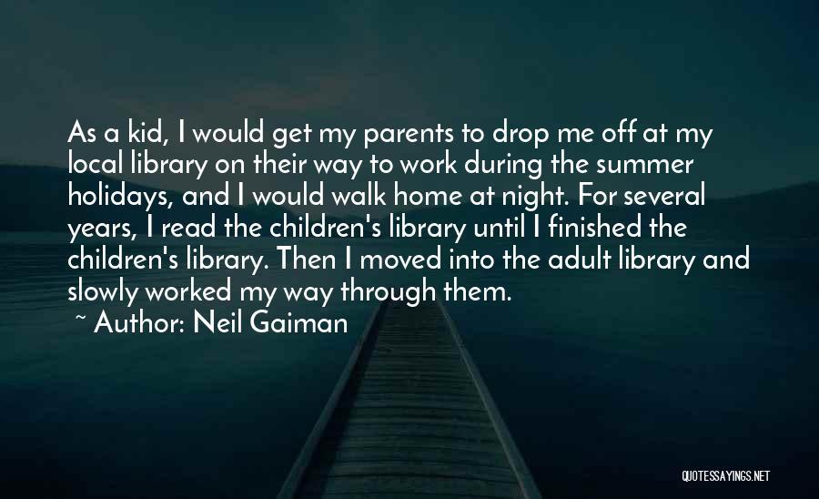 Until Then Quotes By Neil Gaiman
