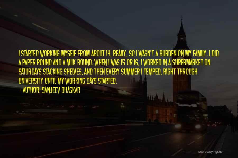 Until Then Quotes By Sanjeev Bhaskar