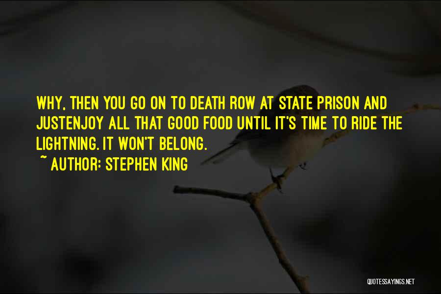 Until Then Quotes By Stephen King