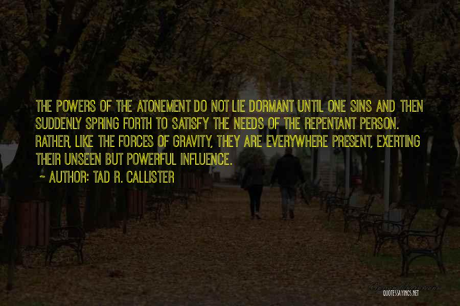 Until Then Quotes By Tad R. Callister