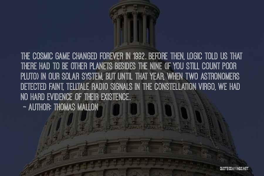 Until Then Quotes By Thomas Mallon