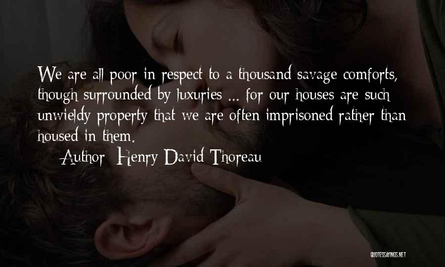 Unwieldy Quotes By Henry David Thoreau