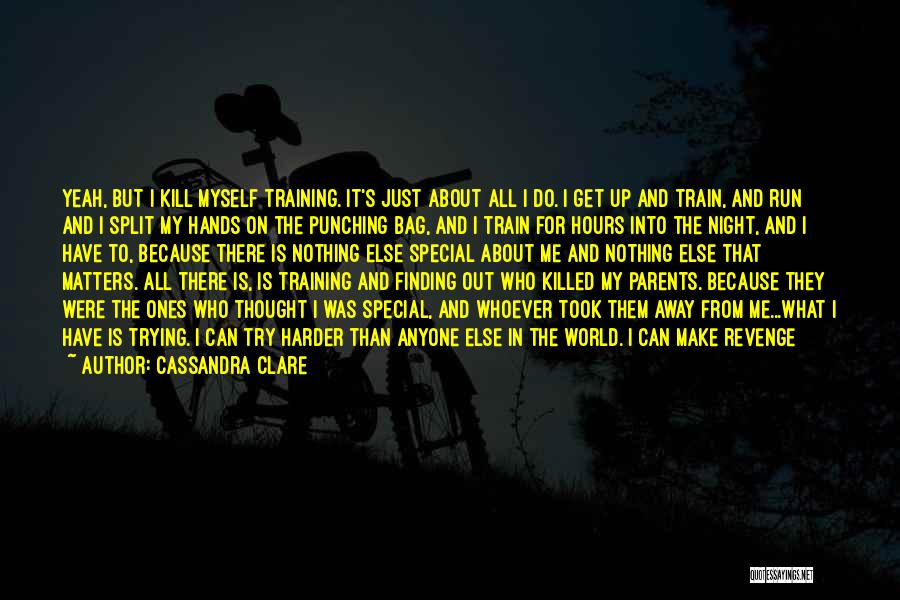 Up All Night Quotes By Cassandra Clare