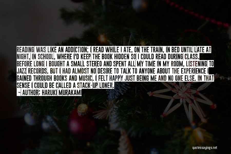Up All Night Quotes By Haruki Murakami
