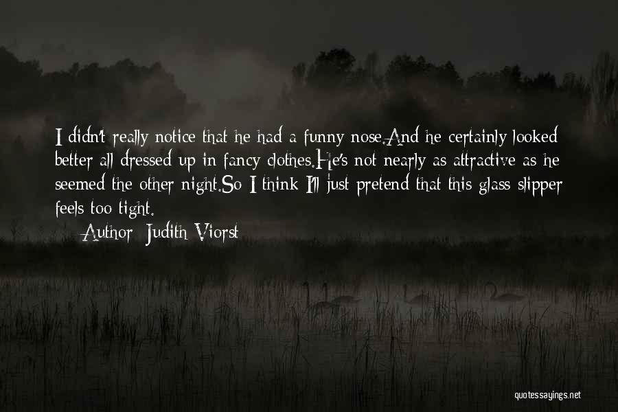 Up All Night Quotes By Judith Viorst