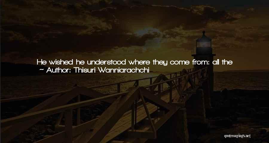 Up All Night Quotes By Thisuri Wanniarachchi