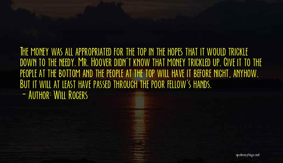 Up All Night Quotes By Will Rogers