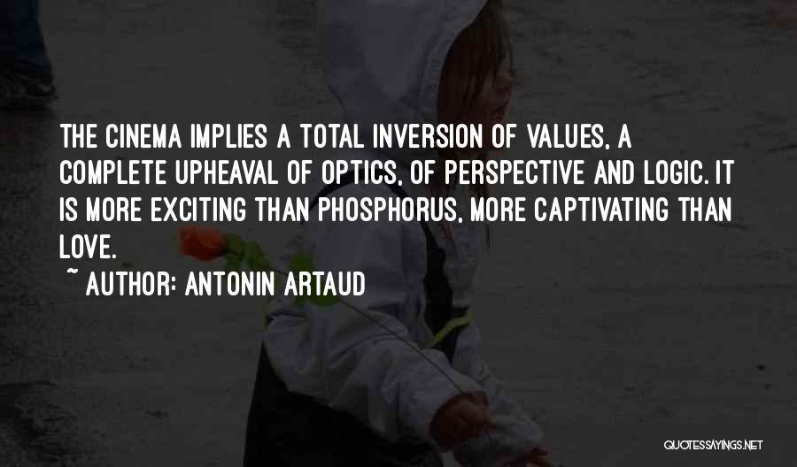 Upheaval Quotes By Antonin Artaud