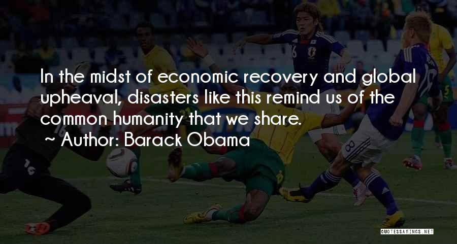 Upheaval Quotes By Barack Obama