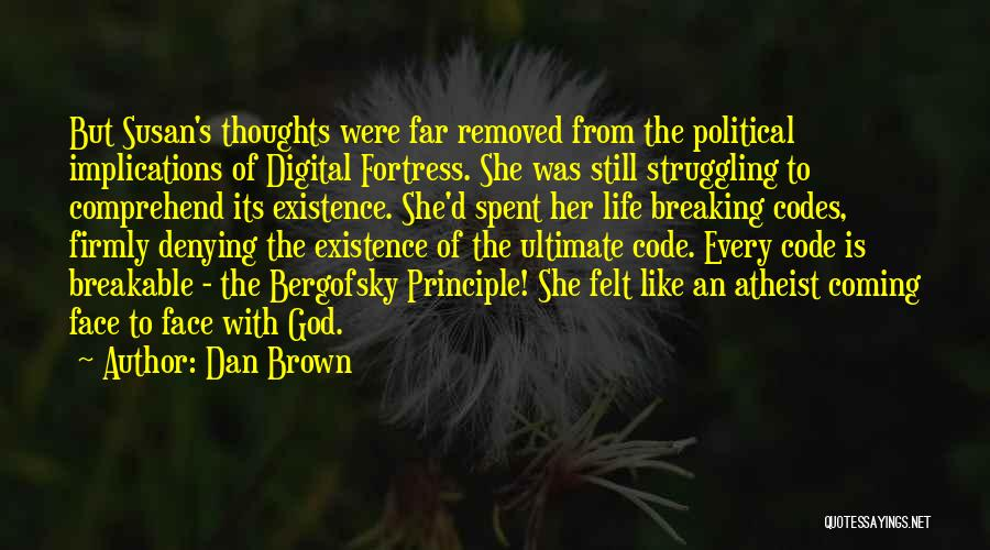 Upheaval Quotes By Dan Brown