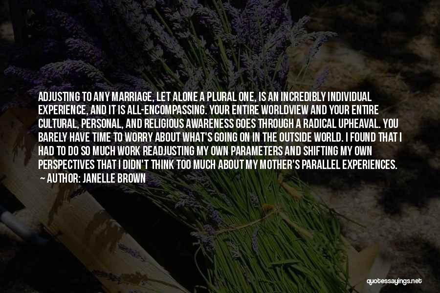 Upheaval Quotes By Janelle Brown