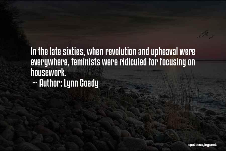 Upheaval Quotes By Lynn Coady