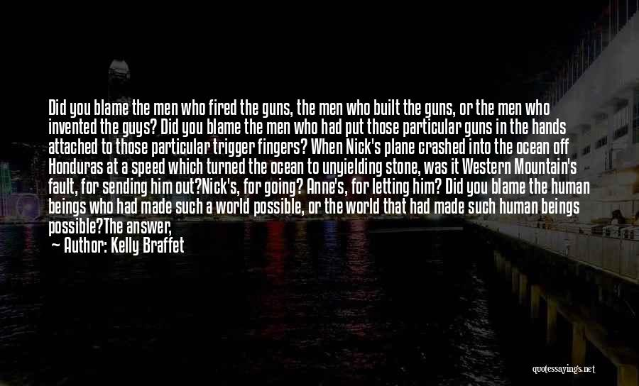 Uprooting Quotes By Kelly Braffet