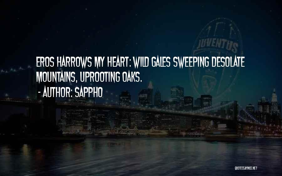 Uprooting Quotes By Sappho