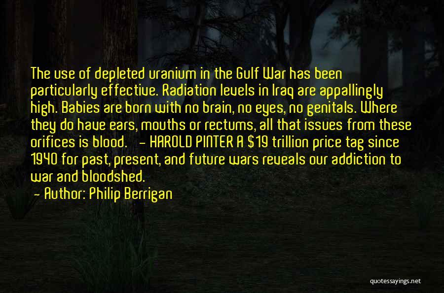 Uranium Price Quotes By Philip Berrigan