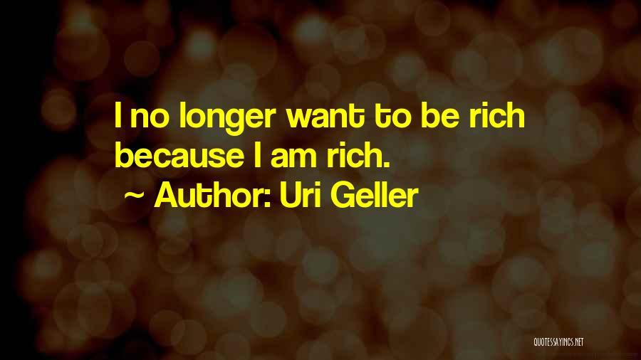 Uri Geller Quotes 1027153
