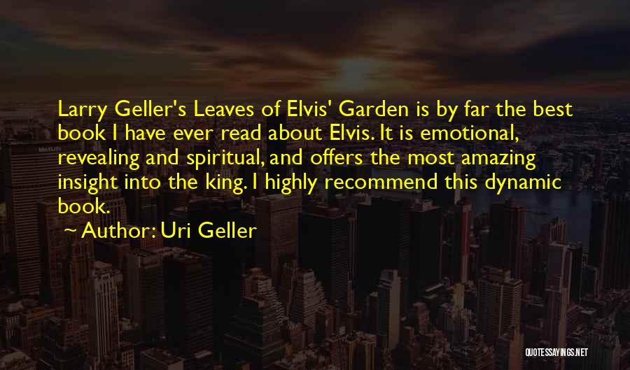 Uri Geller Quotes 1229479