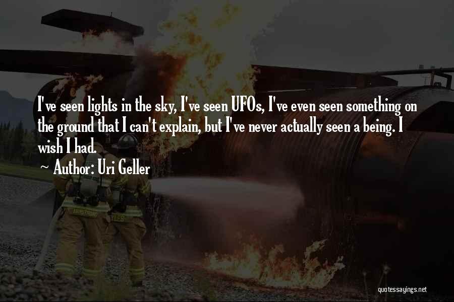 Uri Geller Quotes 2252988