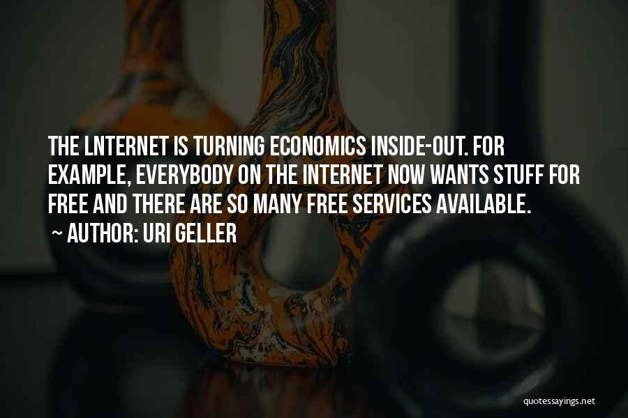 Uri Geller Quotes 251328
