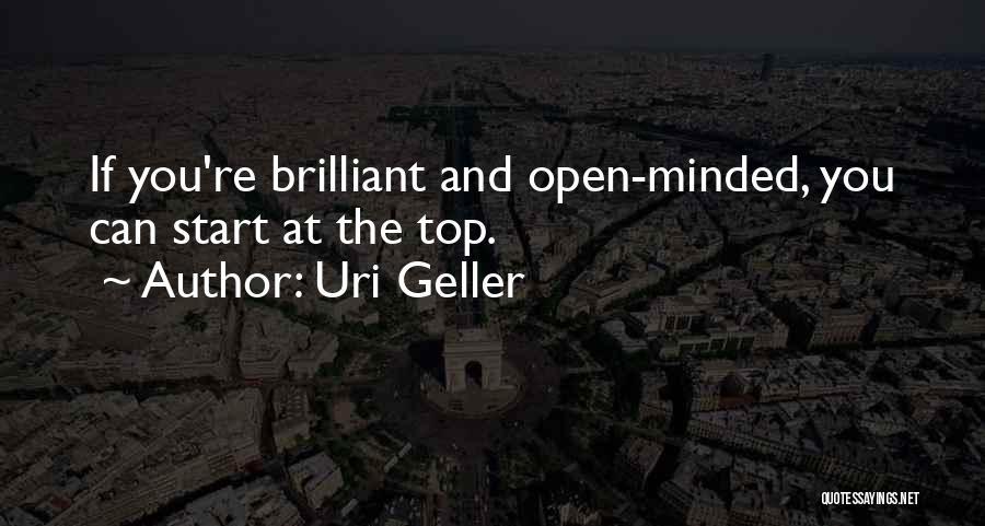 Uri Geller Quotes 469474