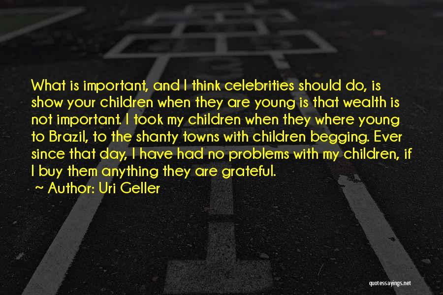 Uri Geller Quotes 472983