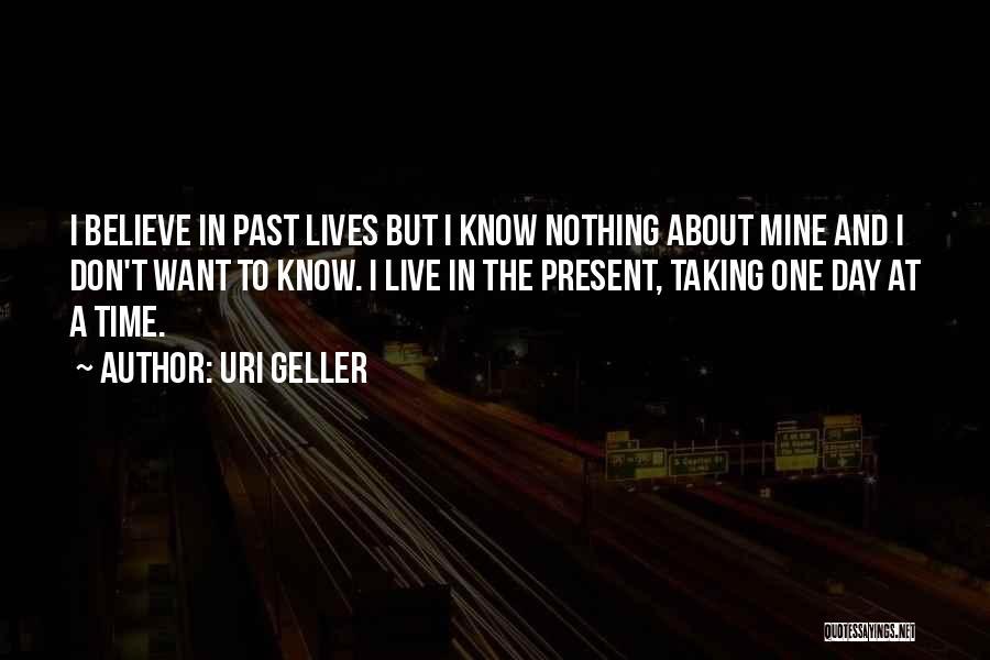 Uri Geller Quotes 662338