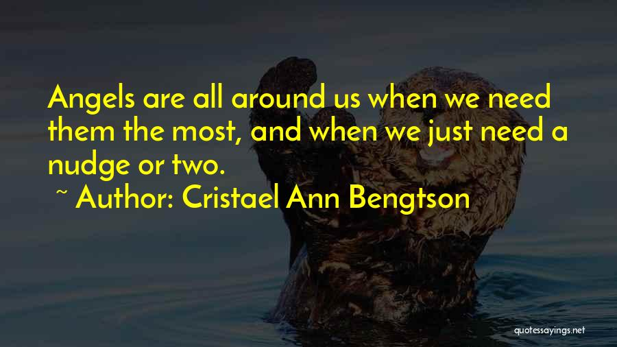 Us Them Quotes By Cristael Ann Bengtson