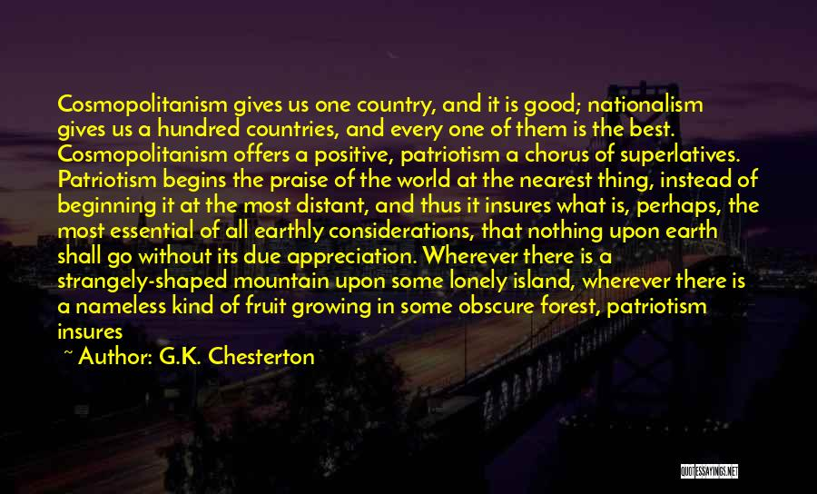 Us Them Quotes By G.K. Chesterton