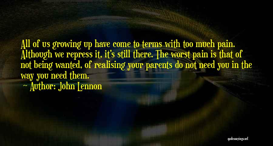 Us Them Quotes By John Lennon