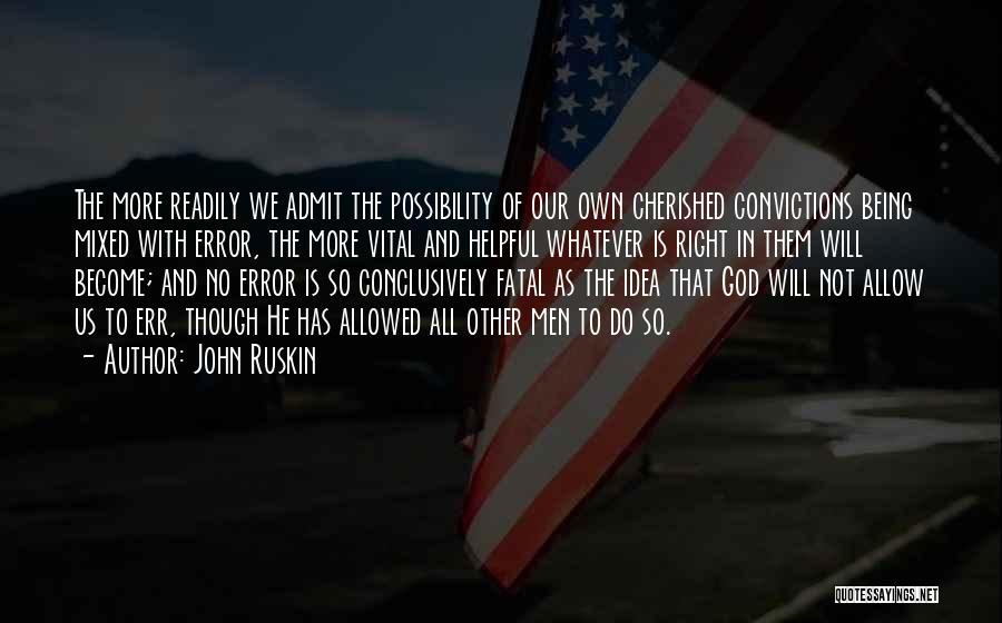 Us Them Quotes By John Ruskin
