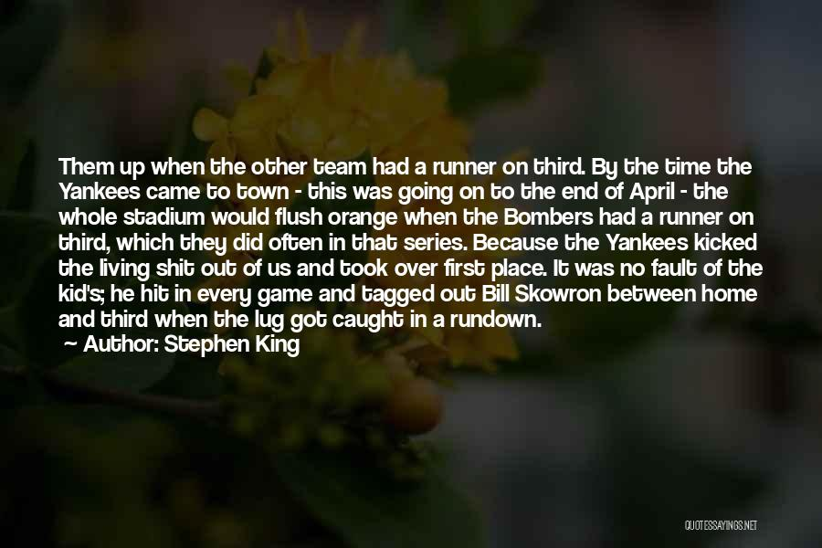 Us Them Quotes By Stephen King