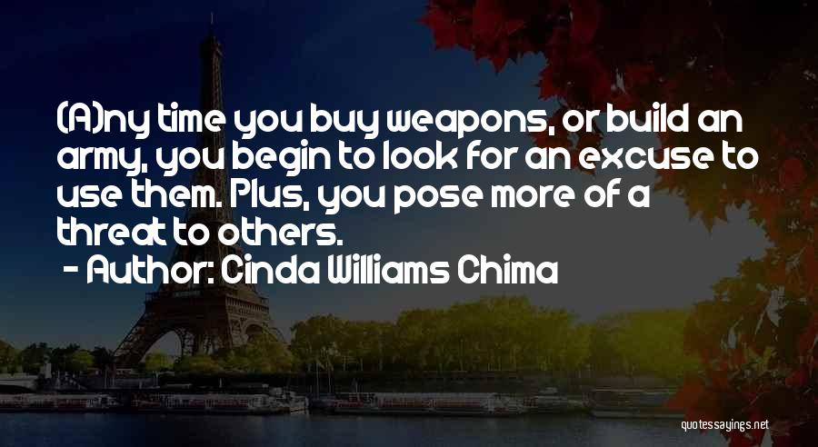 Use Of Weapons Quotes By Cinda Williams Chima